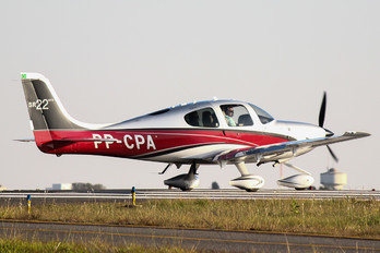 PP-CPA - Private Cirrus SR22