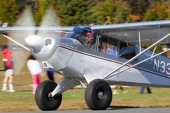 N337AM - Private Aviat A-1 Husky