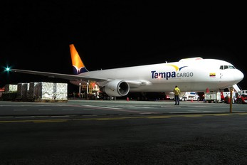 N771QT - Tampa Colombia Boeing 767-300F