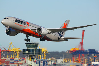 VH-VKD - Jetstar Airways Boeing 787-8 Dreamliner
