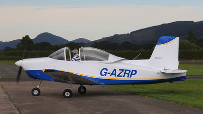 G-AZRP - Private AESL Airtourer