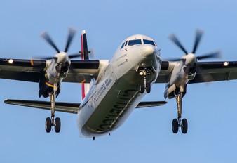 OO-VLR - CityJet Fokker 50