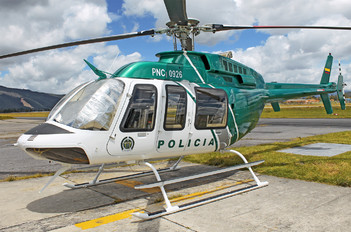 PNC-0926 - Colombia - Police Bell 407