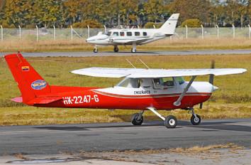 HK-2247-G - Private Cessna 152