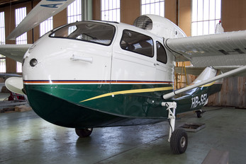 HB-SEI - Private Republic RC-3 Seabee
