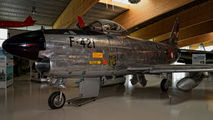 F-421 - Denmark - Air Force North American F-86 Sabre aircraft