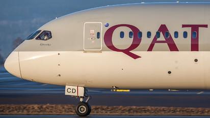 A7-BCD - Qatar Airways Boeing 787-8 Dreamliner