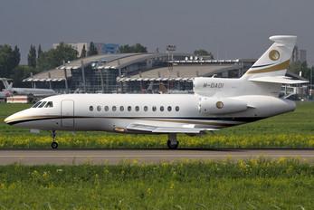 M-DADI - Private Dassault Falcon 900 series