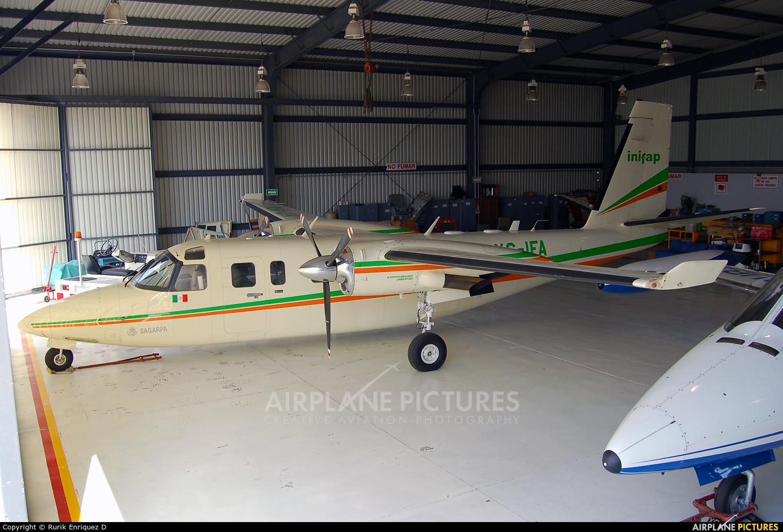 Mexico - Government XC-IFA aircraft at Mexico City - Licenciado Benito Juarez Intl