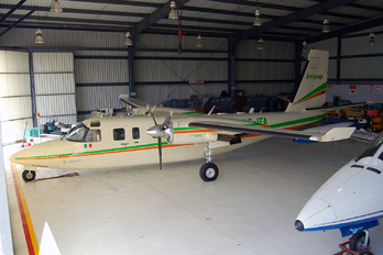 XC-IFA - Mexico - Government Aero Commander 690