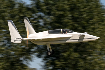 LV-X414 - Private Rutan Long-Ez