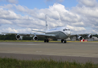 61-2672 - USA - Air Force Boeing OC-135W Open Skies
