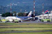 Lan Peru emergency landing at San Jose - Juan Santamaría Int title=