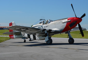NL10601 - Private North American P-51D Mustang