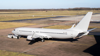 HA-LKE - Travel Service Boeing 737-800