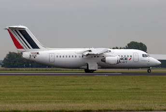 EI-RJB - Air France - Cityjet British Aerospace BAe 146-200/Avro RJ85