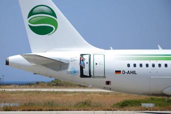 D-AHIL - Germania Airbus A319