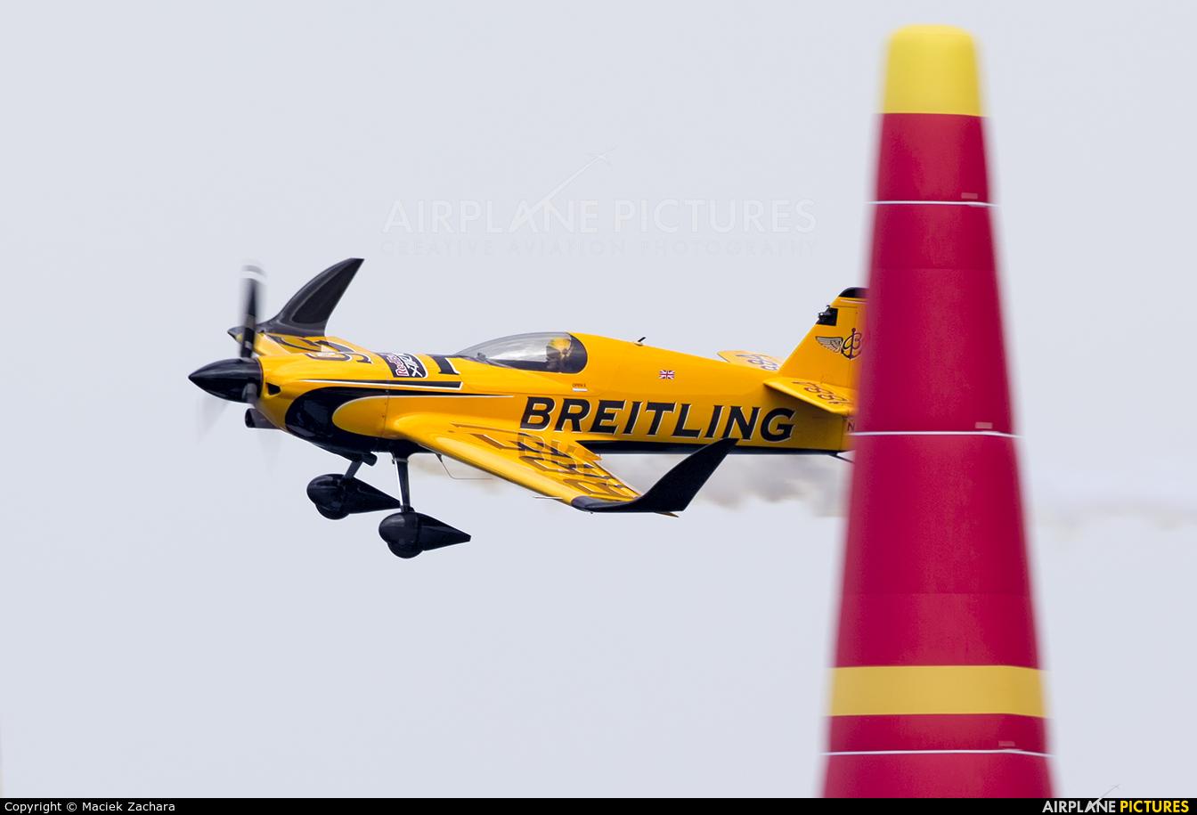 Breitling Devils N540XS aircraft at Gdynia