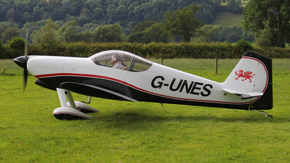 G-UNES - Private Vans RV-6