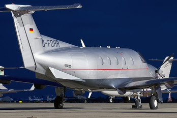 D-FDHR - Private Pilatus PC-12