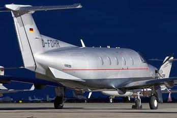 D-FDHR - Private Pilatus PC-12