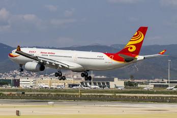 B-6539 - Hainan Airlines Airbus A330-300