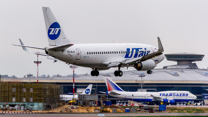 VQ-BJU - UTair Boeing 737-500