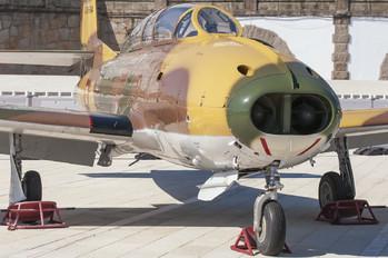 A.10B-64 - Spain - Air Force Hispano Aviación HA-200D Saeta