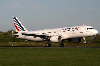F-GKXY - Air France Airbus A320