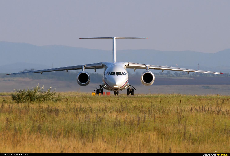 Rossiya RA-61703 aircraft at Simferepol Intl