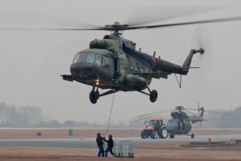 605 - Poland - Air Force Mil Mi-17