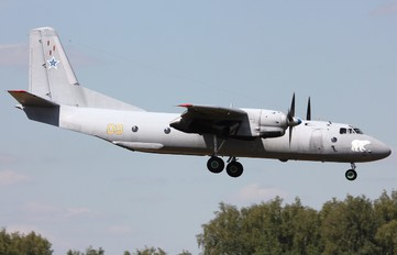 09 - Russia - Navy Antonov An-26 (all models)