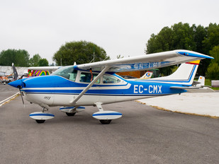 EC-CMX - Private Cessna 182 Skylane (all models except RG)