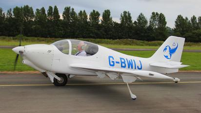 G-BWIJ - Private Europa Aircraft Europa