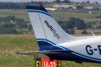 G-BZLH -  Piper PA-28 Warrior