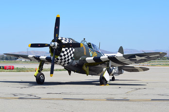 NX47FG - Private Republic P-47G Thunderbolt