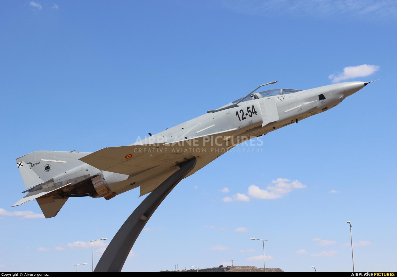 Spain - Air Force - aircraft at Madrid - Torrejon