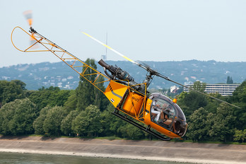 HA-LFZ - Private Sud Aviation SA-313 / 318 Alouette II (all models)