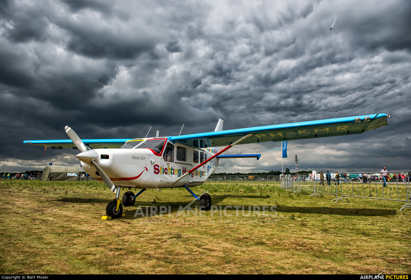 Stichting Hoogvliegers PH-KMR aircraft at Gilze-Rijen