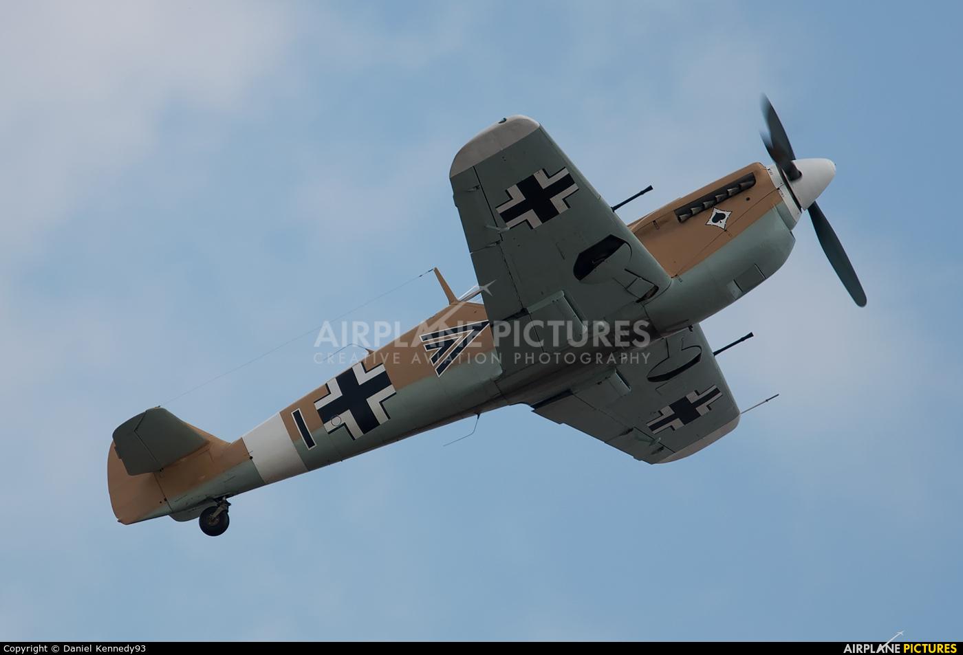 Private - aircraft at Cleethorpes