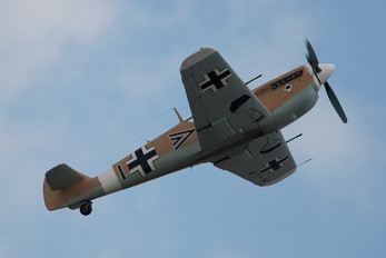 - - Private Hispano Aviación HA-1112 Buchon