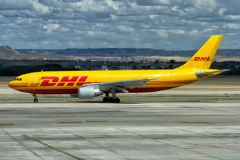 D-AEAL - DHL Cargo Airbus A300F