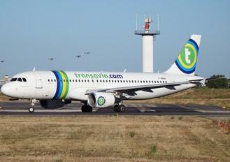 F-HBNH - Transavia France Airbus A320