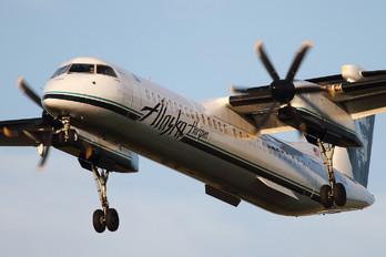 N408QX - Alaska Airlines - Horizon Air de Havilland Canada DHC-8-400Q / Bombardier Q400