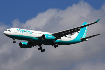 CS-TFZ - Flynas Airbus A330-200