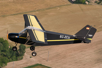 EC-ZCU - Private Rans S-6, 6S / 6ES Coyote II
