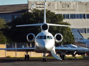 N940CL - Private Dassault Falcon 900 series