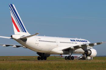 F-GZCD - Air France Airbus A330-200