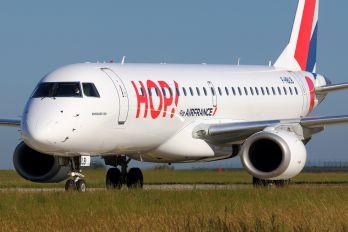 F-HBLB - Air France - Hop! Embraer ERJ-190 (190-100)
