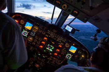 UR-CWA - Ukraine - UkSATSE Beechcraft 300 King Air 350